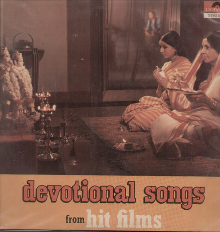 Devotional songs from Hit films Indian Vinyl LP