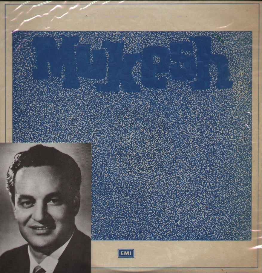 Mukesh Indian Vinyl LP