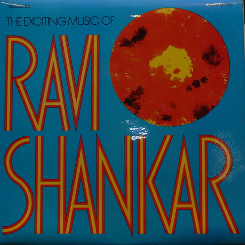 Ravi Shankar - Volume 2 Bollywood Vinyl LP