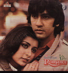 Romance - Bappi Lahiri Hit Indian Vinyl LP