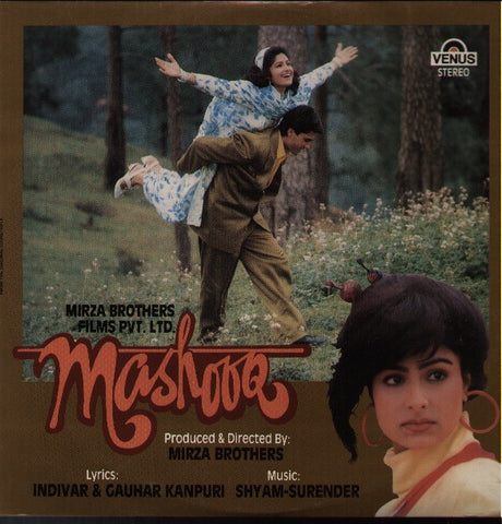 Mashooq - Brand New Indian Vinyl LP