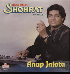 Anup Jalota - Shohrat - Brand new double Ghazal Bollywood Vinyl LP