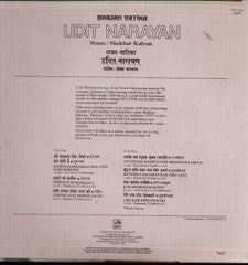 Udit Narayan - Bhajan Vatika - New Indian Vinyl LP