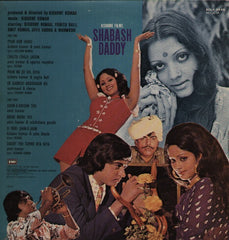 Shabash Daddy - Bollywood Vinyl LP