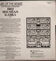 Brij Bhushan Kabra - Lure of the Desert - Bollywood Vinyl LP