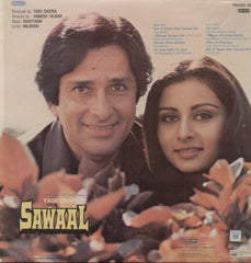 Sawaal Indian Vinyl LP