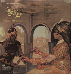 Razia Sultan Brand New Indian Vinyl LP