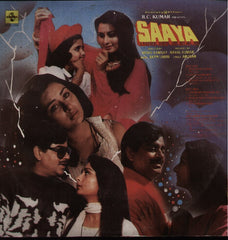 Saaya - Brand new Indian Vinyl LP