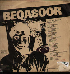 Beqasoor Bollywood Vinyl LP