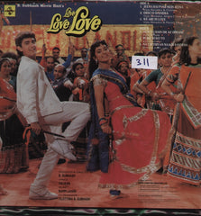 Love Love Love - Bollywood Vinyl LP