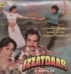 Izzatdaar Bollywood Vinyl LP