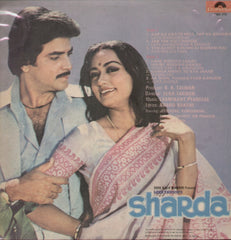 Sharda Bollywood Vinyl LP