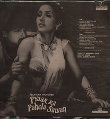 Pyaar Ka Pahela Sawan Indian Vinyl LP