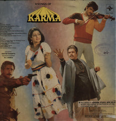 Karma Indian Vinyl LP