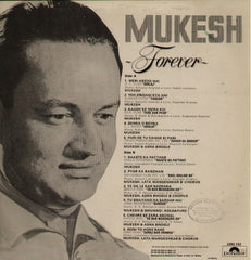 Mukesh - Forever Bollywood Vinyl LP