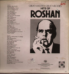 Roshan - Indian Vinyl LP