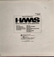 Hawas Indian Vinyl LP