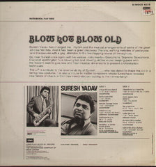 Blow Hot Blow Cold - Instrumental Film Bollywood Vinyl LP
