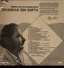 Dipankar Sen Gupta - Bollywood Vinyl LP