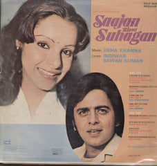 Saaja Bina Suhagan Indian Vinyl LP