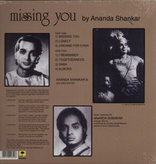 Ananda Shankar Brand new Indian Vinyl LP