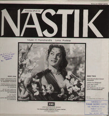 Nastik - 1954 Classic Indian Vinyl LP