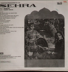 Sehra Bollywood Vinyl LP