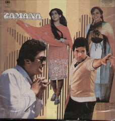 Zamana Indian Vinyl LP