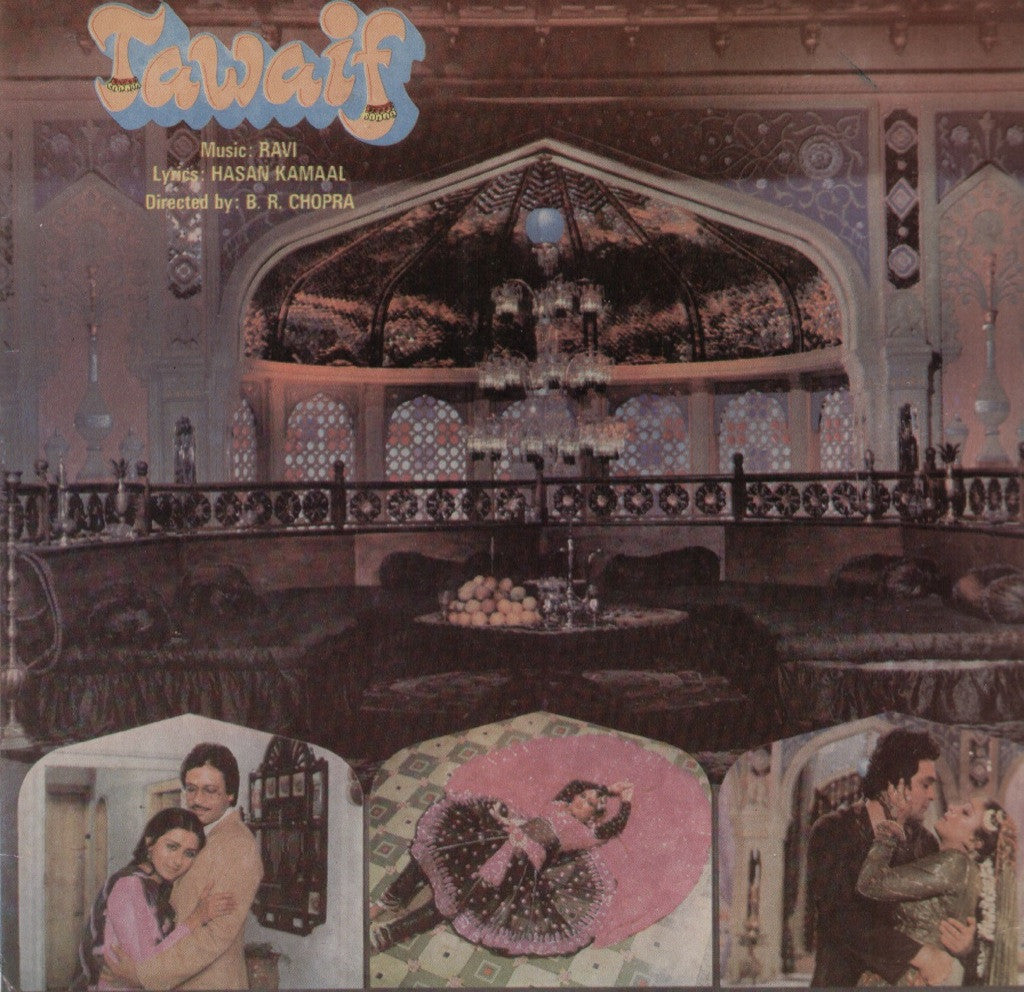 Tawaif Indian Vinyl LP