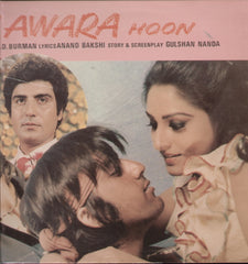 Main Awara Hoon - R D Burman Bollywood Vinyl LP