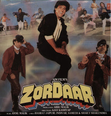 Zordaar - Brand new Bollywood Vinyl LP