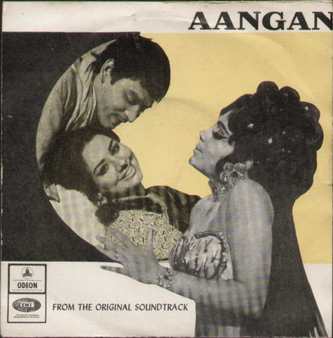 Aangan Hindi Bollywood Vinyl EP