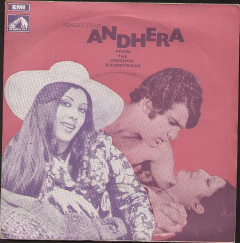 Andhera Hindi Film EP