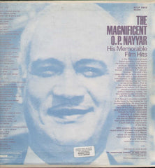 The Magnificent O.P. Nayyar Bollywood Vinyl LP