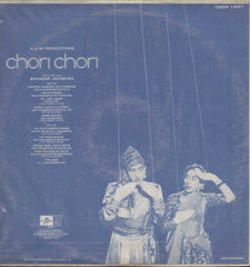 Chori Chori Hindi Indian Vinyl LP