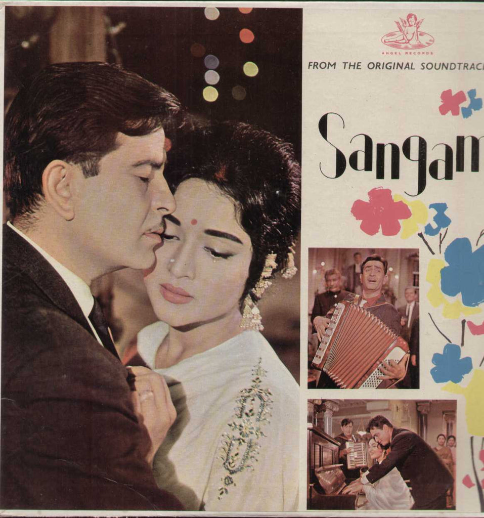 Sangam 1960 Hindi Bollywood Vinyl LP