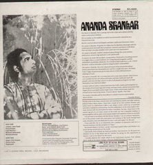 Ananda Shankar - Classical HIndi LP