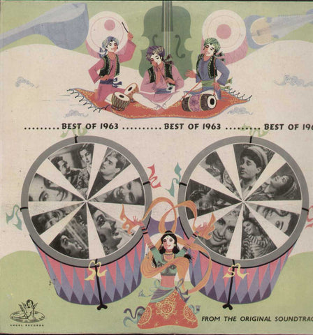 Best Of 1963 Compilations LP