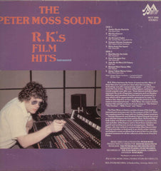The Peter Moss Sound Hindi Instrumental Bollywood Vinyl LP