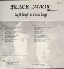 Black Magic Ghazals Jagjit Singh And Chitra Singh Compilations Vinyl  LP