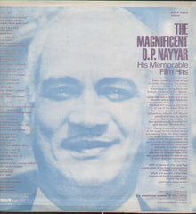 The Magnificent O.P. Nayyar Hindi Bollywood Vinyl LPThe Magnificent O.P. Nayyar Hindi Film LP