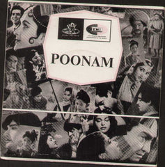 Poonam Pakistan Bollywood Vinyl EP
