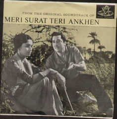 Meri Surat Teri Ankhen Hindi Bollywood Vinyl EP