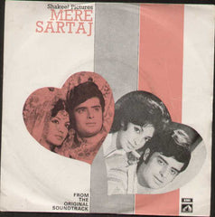 Mere Sartaj Hindi Film Bollywood Vinyl EP