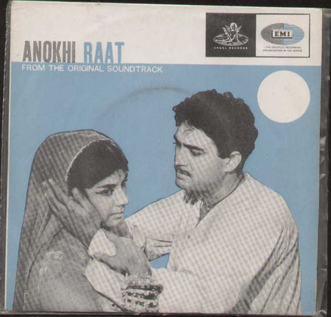 Anokhi Raat Hindi Indian Vinyl EP