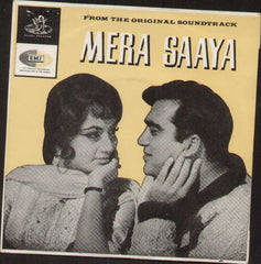 Mera Saaya Hindi Bollywood Vinyl EP