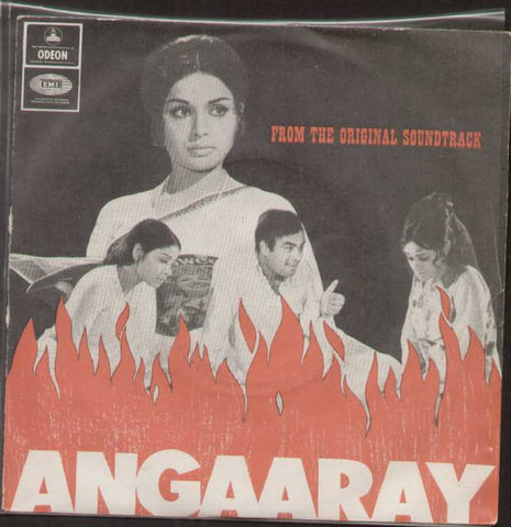 Angaaray Bollywood Vinyl EP