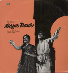 Naya Daur 1960 Bollywood Vinyl LP