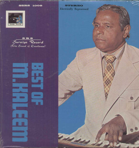 Best Of M. Kaleem Bollywood Vinyl LP