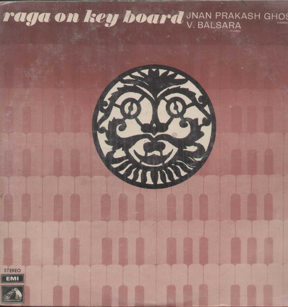 Raga On Keyboard Indian Vinyl LP